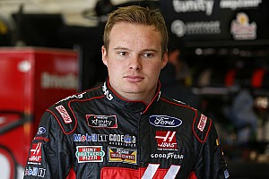 NASCAR XFINITY Breaking news Cole Custer's first top-five this season earns him a shot at $100,000