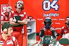 Dall'Igna confía en que Dovizioso se quede en Ducati