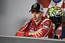 MotoGP Лоренсо: Ми з Россі не ладнали, але я захоплююся ним