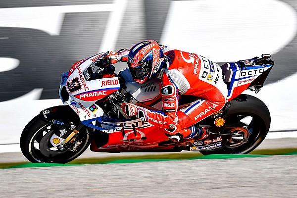 MotoGP News Danilo Petrucci: Finale Saison für Pramac-Ducati