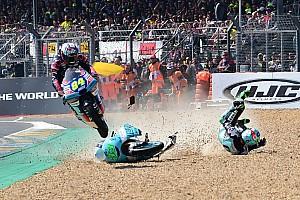 Moto3 Últimas notícias Kornfeil lembra salvada épica em Le Mans: