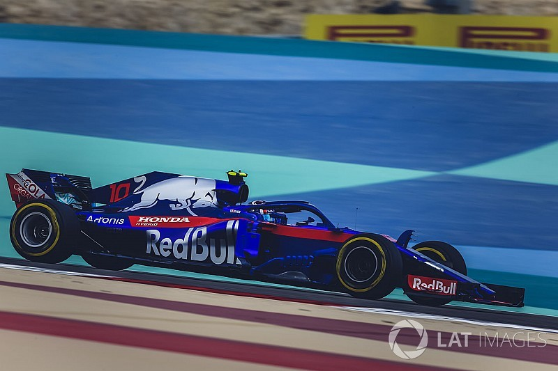 Toro Rosso explains Bahrain leap after