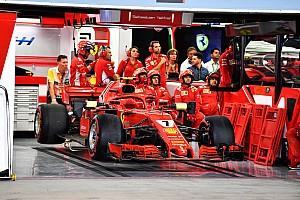 Fórmula 1 Noticias Raikkonen llama por teléfono a Cigarini, quien ya camina