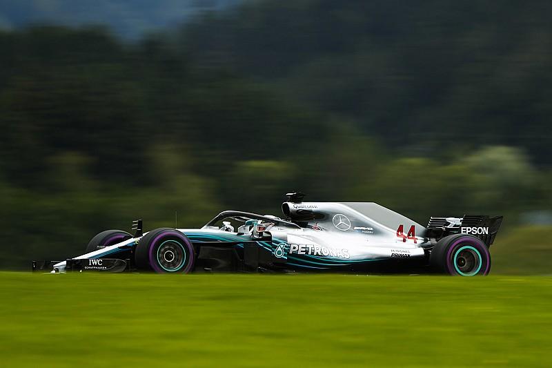Sofort ein gutes Gefühl: Piloten loben Mercedes-Update