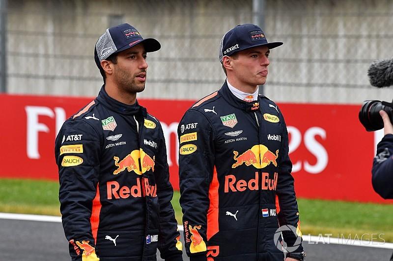 Ricciardo critica estratégia de Verstappen no classificatório