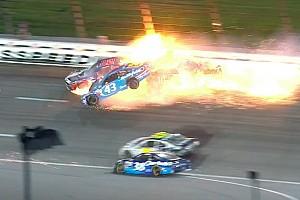 NASCAR Cup Últimas notícias Acidente envolve Danica Patrick e leva piloto a hospital