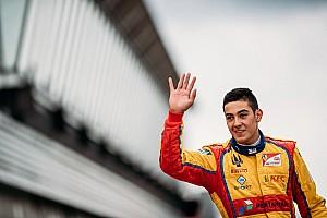 GP3 Репортаж з гонки GP3 у Сільверстоуні: Алезі відкрив рахунок перемогам