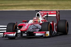 FIA F2 Qualifiche Leclerc da record! Sesta pole consecutiva a Silverstone