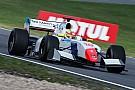 Формула V8 3.5 Палоу выиграл гонку в своем дебютном этапе Формулы V8 3.5