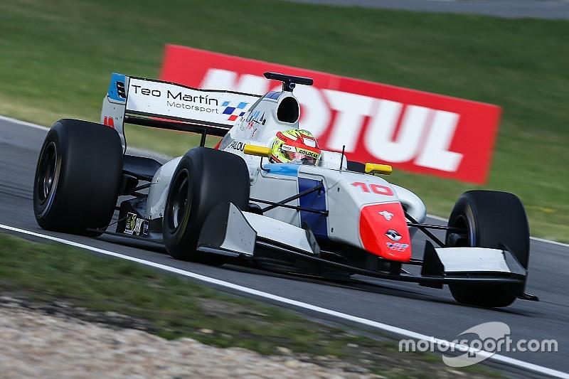 Novato, Palou vence prova 2 em Nurburgring; Pietro é 6º