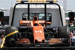Формула 1 Избранное Проклятье Honda. Сколько всего штрафов получила MсLaren из-за моторов