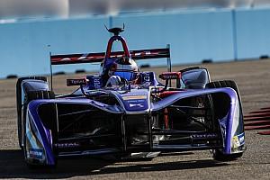 Formula E Practice report Berlin ePrix: Lopez leads Rosenqvist in Sunday practice
