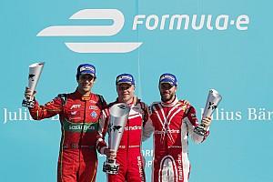 Fórmula E Crónica de Carrera Rosenqvist le arrebata la victoria a Di Grassi en Berlín