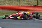 Formula 1 Verstappen doesn't take Vettel complaints