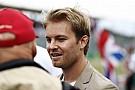 Rosberg Formula E'de rol almaya