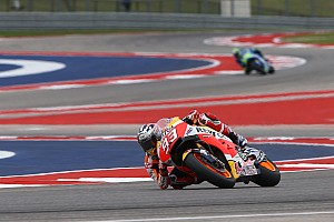 MotoGP Verslag vrije training Marquez en Viñales klasse apart in warm-up GP Amerika