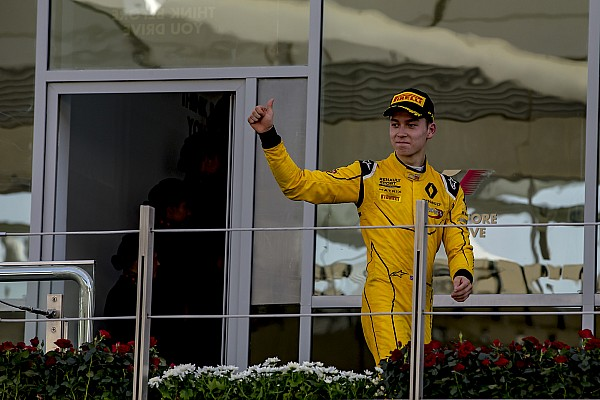 Aitken leads 2017 Renault Sport Academy line-up