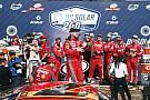 NASCAR XFINITY Allgaier termina racha sin triunfo en Xfinity; Suárez abandona por choque