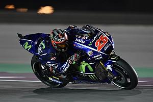MotoGP Practice report MotoGP Qatar: Vinales puncaki FP3, Lorenzo ke Q1