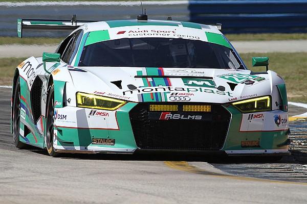 Endurance California 8 Hours: Audi 1-2-3 in first practice at Laguna Seca