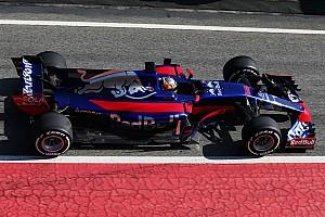 Formel 1 News Toro Rosso will in der Formel-1-Saison 2017 ins
