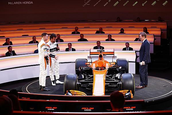F1 Noticias de última hora McLaren presenta el MCL32 Honda de F1 para 2017