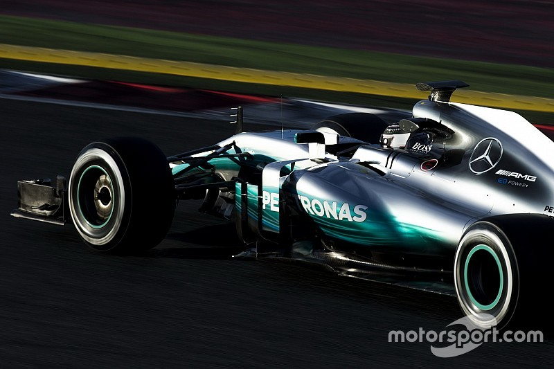 Formel 1 2017: Alle Mercedes-Teams mit Motoren-Ausbaustufe