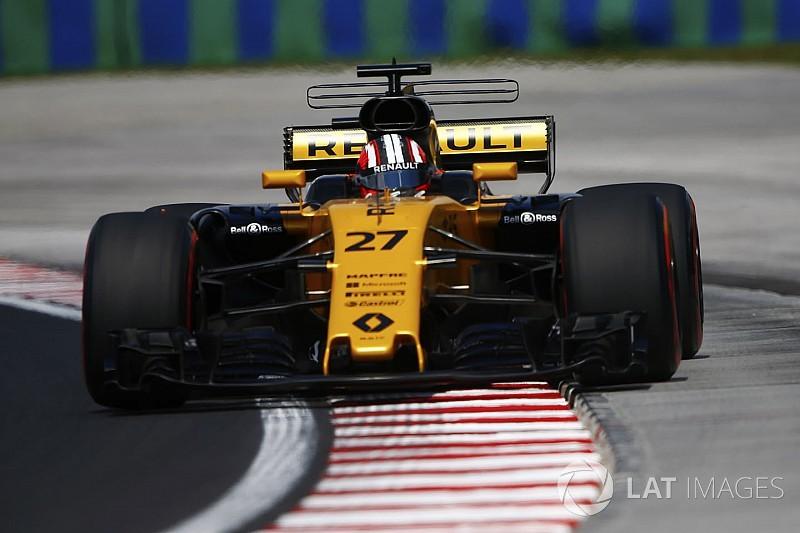 【F1】ヒュルケンベルグ、ギヤボックス交換で5グリッド降格決定