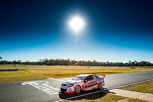 Supercars Practice report Ipswich Supercars: Slade edges Penske Fords in final practice