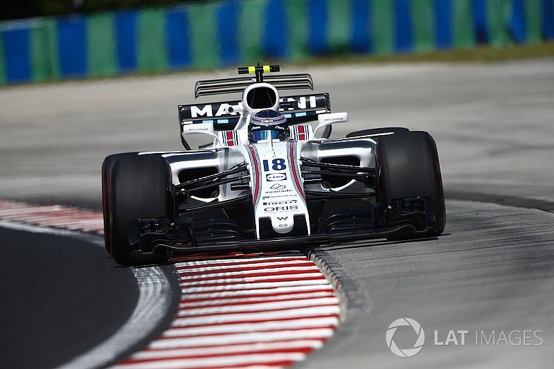 Formel-1-Test in Budapest: Stroll fährt statt Massa bei Williams