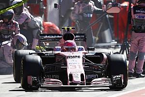 Formule 1 Actualités Toujours pas d'évolution Mercedes chez Force India
