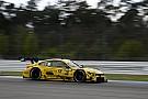 DTM Glock ends Hockenheim DTM testing fastest