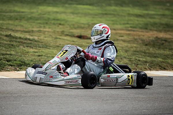Karting Ön Bakış Karting şampiyonası İzmir'de devam ediyor