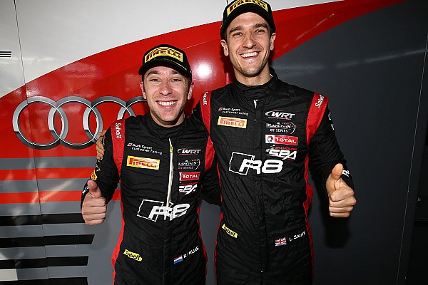 BSS Gara Leonard e Frijns conquistano la Qualifying Race a Zolder