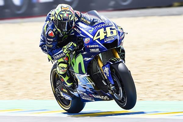 Valentino Rossi: Sturz in letzter Runde nicht der eigentliche Fehler