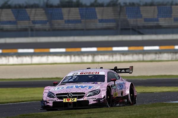 Lucas Auer gana su tercera carrera del DTM