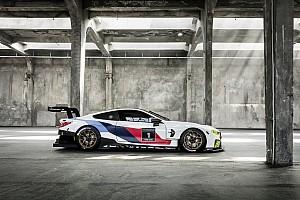 WEC Últimas notícias BMW diz que desenvolvimento do M8 GTE está