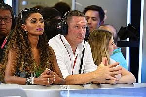 F1 Noticias de última hora Jos Verstappen: