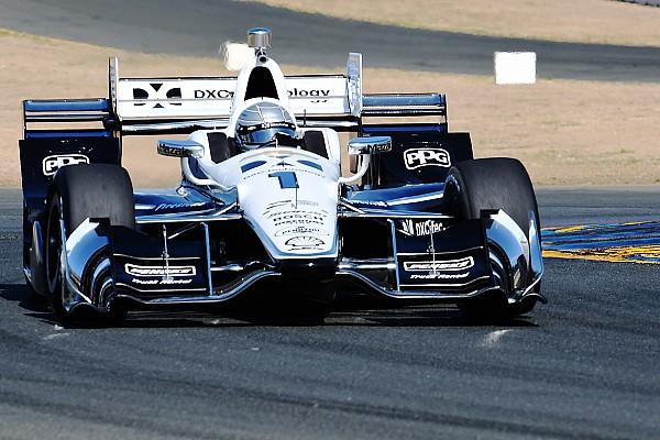 IndyCar 最終戦ソノマ:ギャンブル作戦のパジェノーが優勝。王者はニューガーデンに