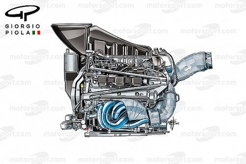 Honda set for Mercedes-style split turbine/compressor