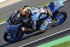 Moto3 Verslag vrije training Canet bepaalt het tempo in eerste training GP San Marino
