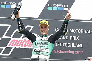 Moto3 Reporte de la carrera Mir gana y se va de vacaciones más líder