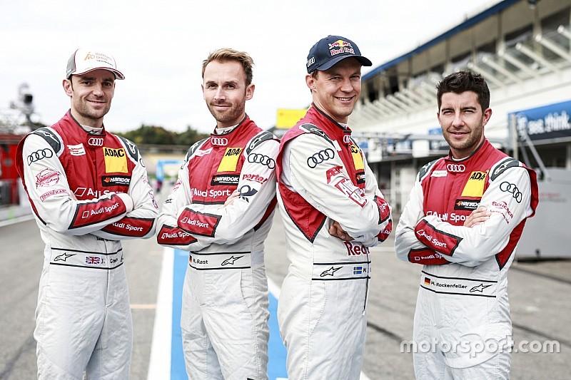 DTM'de sezonun son yarışı öncesi şampiyona liderleri grid cezası aldı