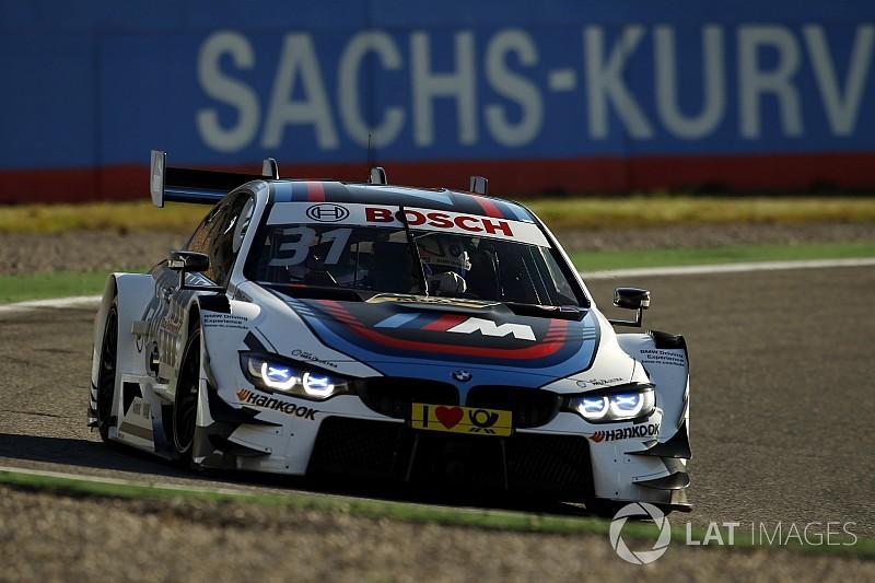 Hockenheim: Son yarışta pole Blomqvist'in, Ekström 15. başlayacak!
