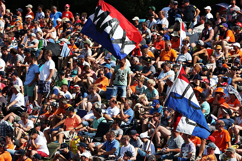 """F1-baas Bratches: """"Nog steeds in gesprek over GP in Nederland"""""""