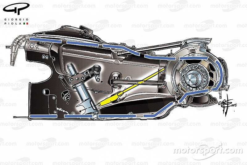 Технический анализ: как Ferrari удалось спасти коробку передач Феттеля