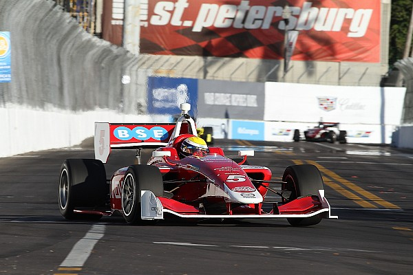Indy Lights Urrutia becomes SPM development driver in Belardi tie-up