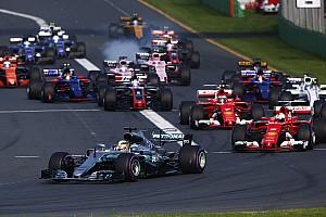 Formel 1 News Bildergalerie: GP Australien der Formel 1 2017 in Melbourne