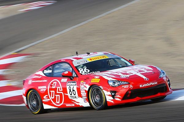 PWC Toyota 86 raih podium dalam debut perdana