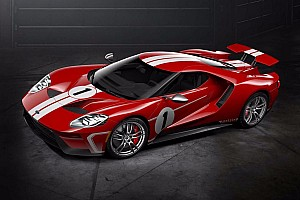 Automotive Nieuws Ford GT '67 Heritage Edition is in een overwinningsroes